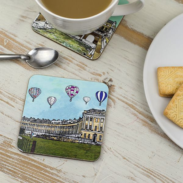 Royal Crescent Bath Coaster