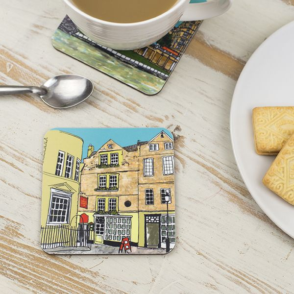 Sally Lunn Bath Coaster