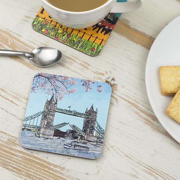 Tower Bridge London Coaster