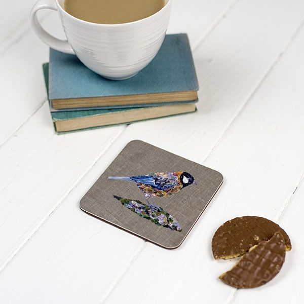 Great Tit Coaster