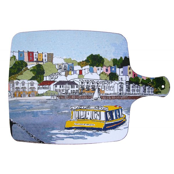 Harbourside View Chopping board