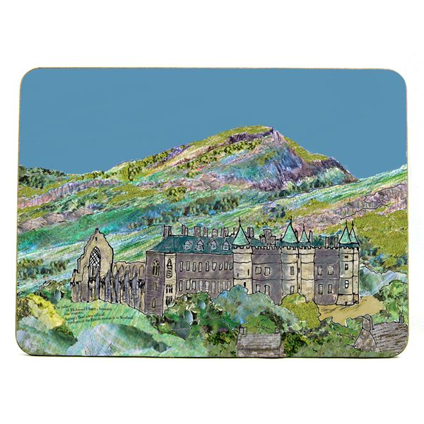Holyrood Palace, Edinburgh Placemat