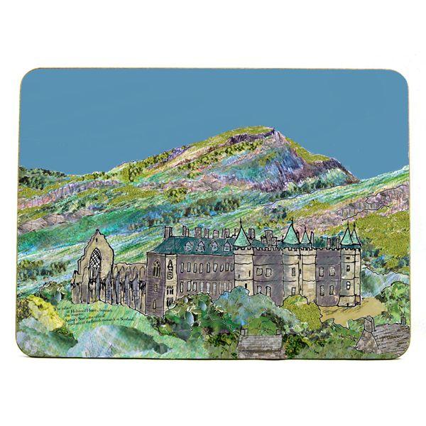 Holyrood Palace, Edinburgh Placemat