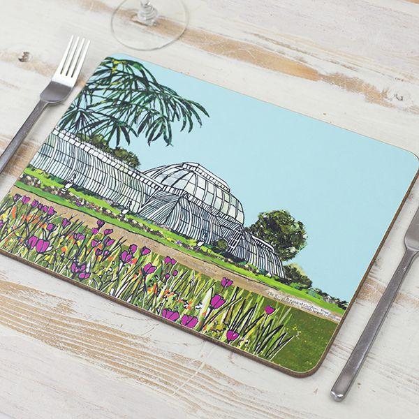 Kew Gardens London Placemat