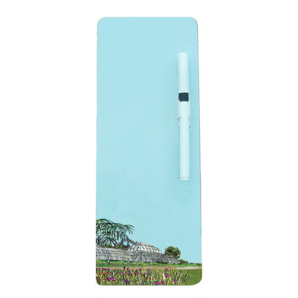 London Kew Gardens Magnetic Memo Board