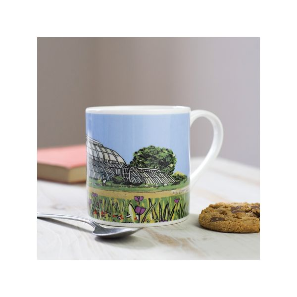 Kew Gardens London Bone China Mug