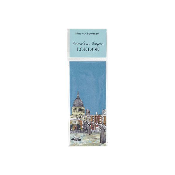 Millennium Bridge Magnetic Bookmark