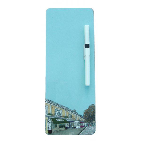 Montpellier Walk Cheltenham Magnetic Memo Board