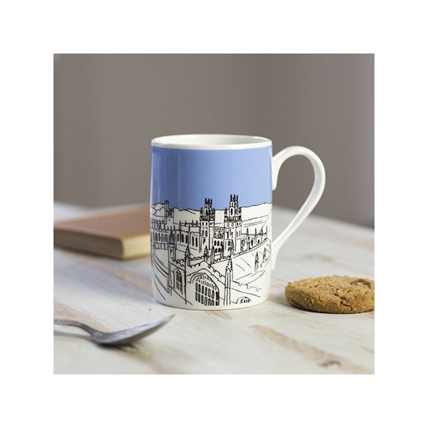 Oxford Skyline Mug Blue