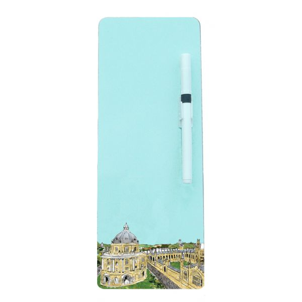 Oxford Skyline Magnetic Memo Board