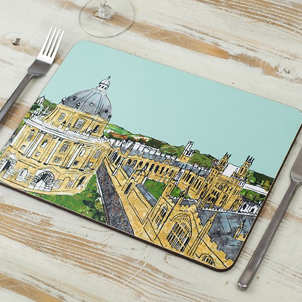 Oxford Skyline Placemat