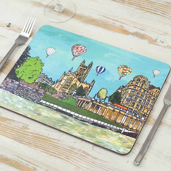 Parade Gardens Bath Placemat