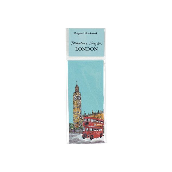 Parliament Square Magnetic Bookmark