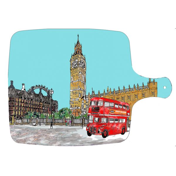 Parliament Square London Chopping board