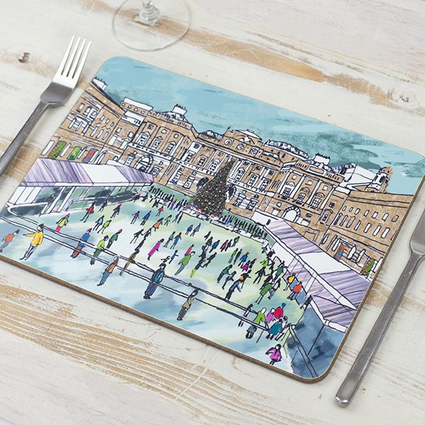Somerset Skating London Placemat