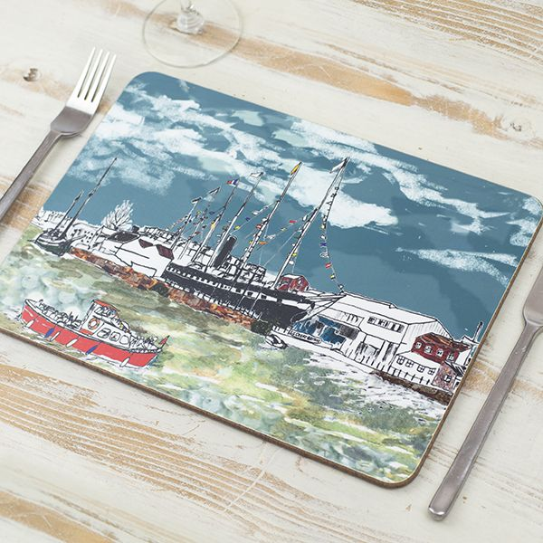 ss Great Britain Bristol Placemat