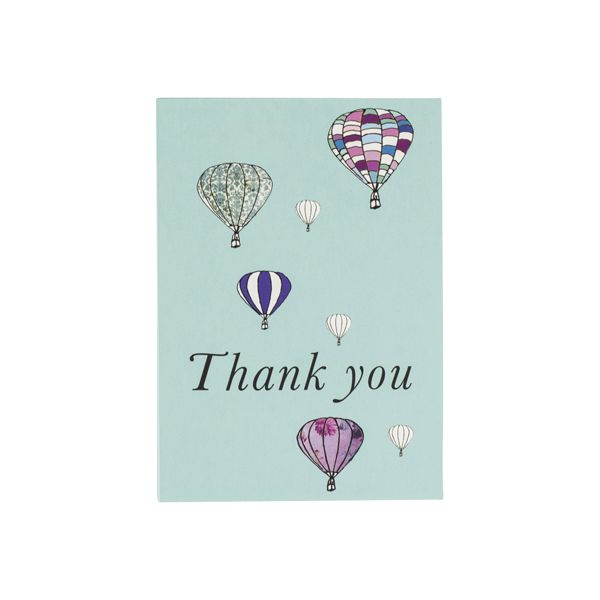Pack of 8 Thank you cards