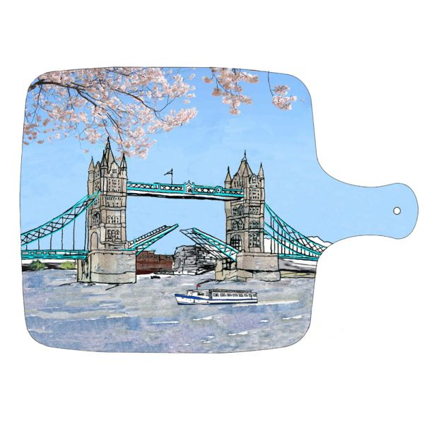 Tower Bridge London Chopping board