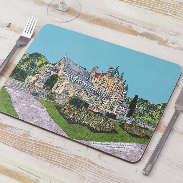 Tyntesfield, Wraxall Placemat