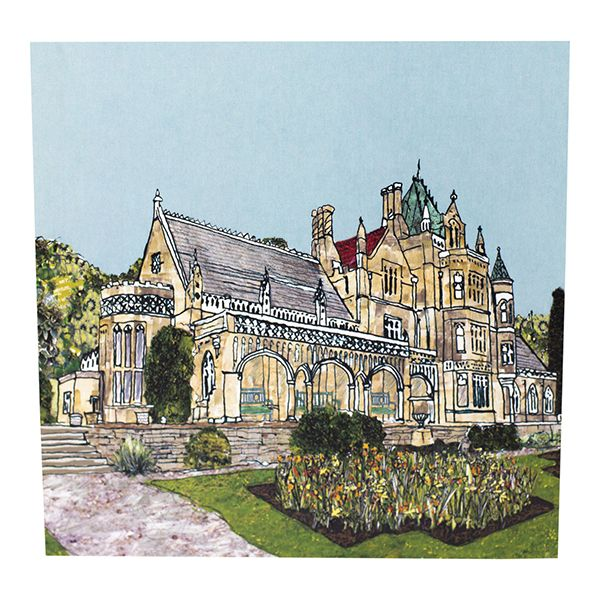 Tyntesfield Greetings Card