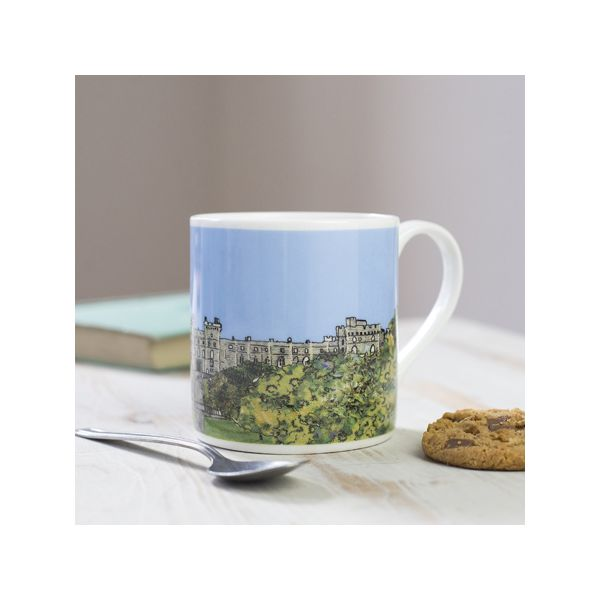 Windsor Castle London Bone China Mug