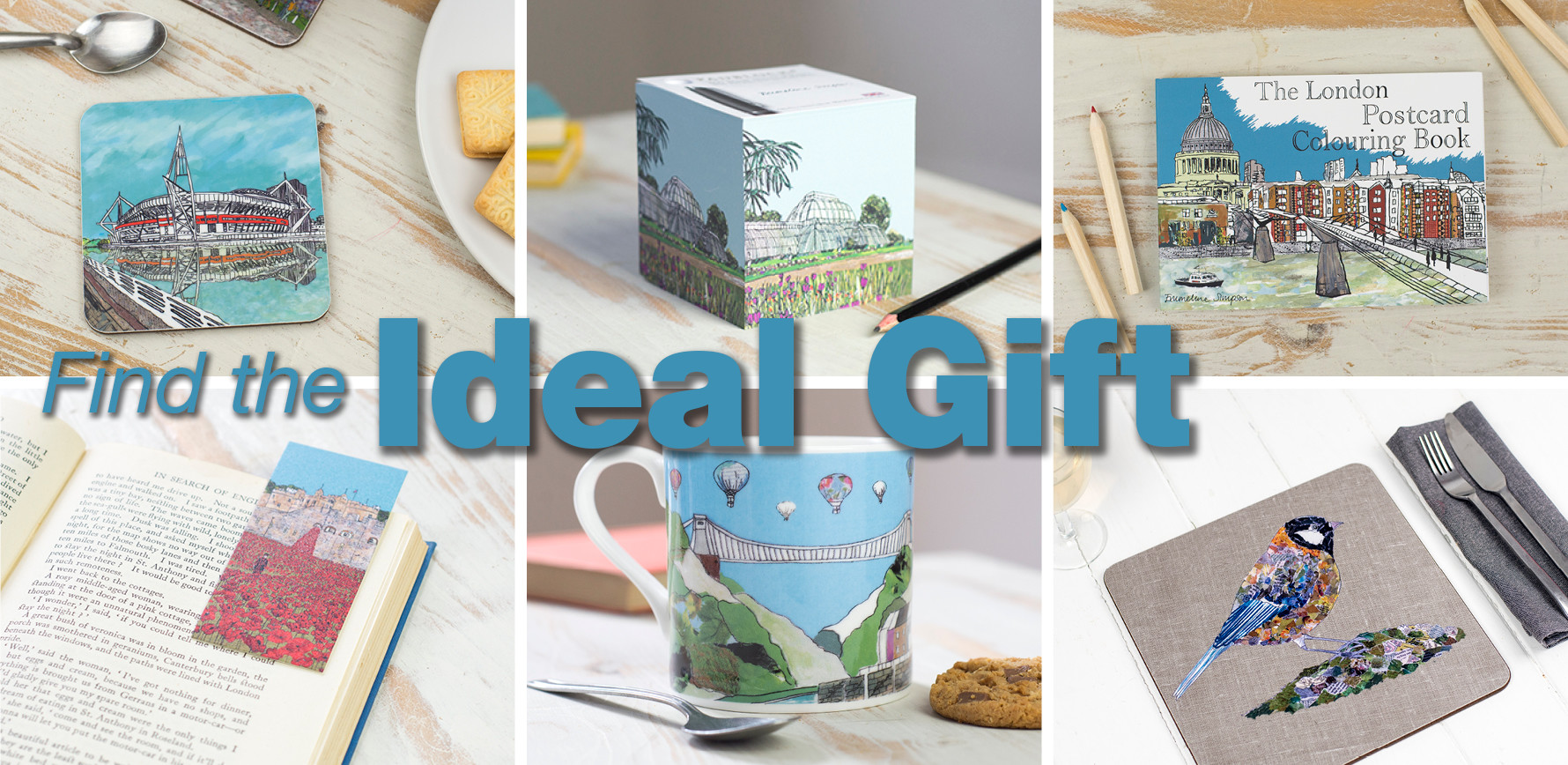 Find your ideal gift