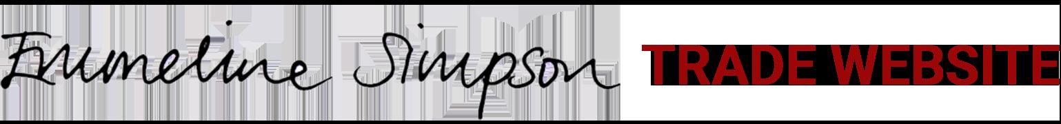 Emmeline Simpson trade website logo